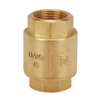 405黃銅立式止回閥