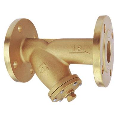 690黃銅法蘭過濾器